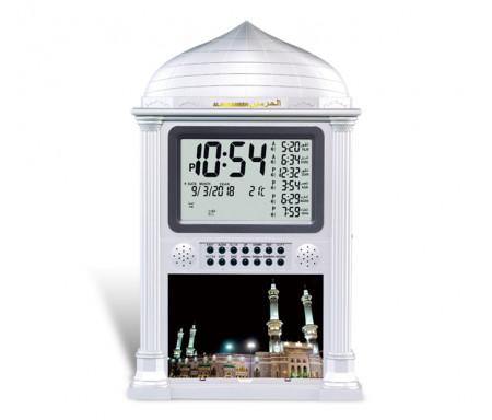 Horloge murale moderne avec appel à la Prière Azan HA-4002