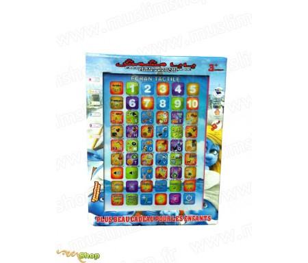 Ecran Tactile pour apprendre l'alphabet Arabe et le Français - News Enfants