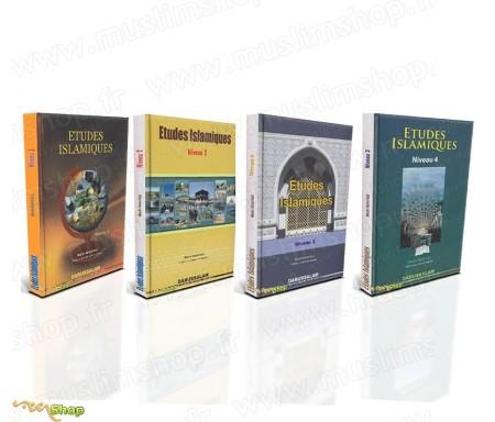 """Pack 4 Niveaux """"Etudes Islamiques"""""""