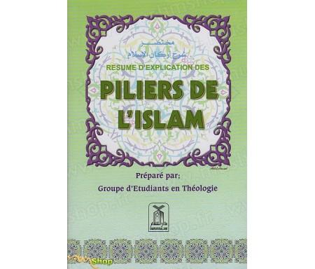 Résumé d'explication des Piliers de l'Islam
