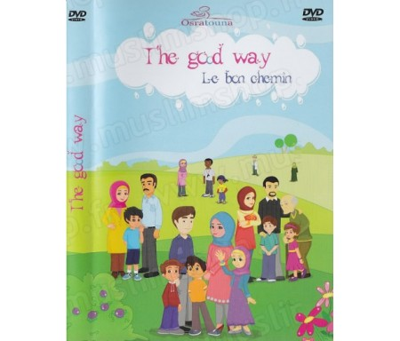 DVD Le bon chemin - The good way