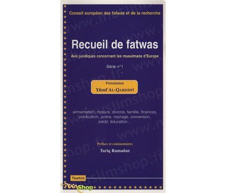 Recueil de Fatwas - Avis juridiques concernant les musulmans d'Europe