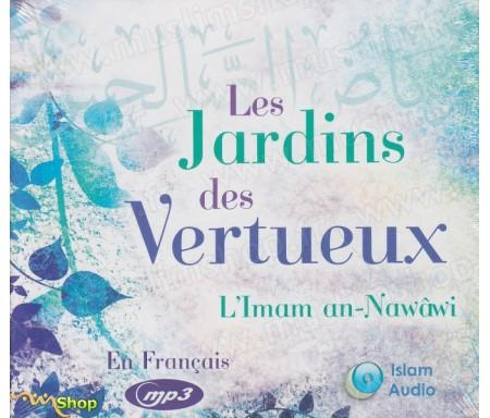 Les Jardins des Vertueux - CD MP3 français)