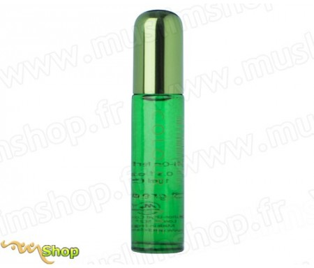 Parfum Musc Colour Me Green - 10ml