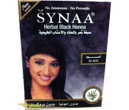 Henné Noir -Synaa