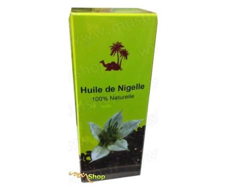 Huile de Cumin Noir (Graine de Nigelle) - 125ml