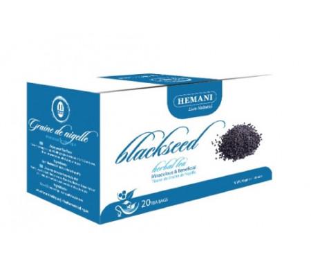 Thé à la graine de Nigelle (Habba Saouda) - Black Seeds Tea