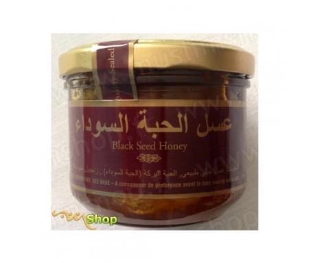 Miel à la graine de nigelle- Black Seed 300g