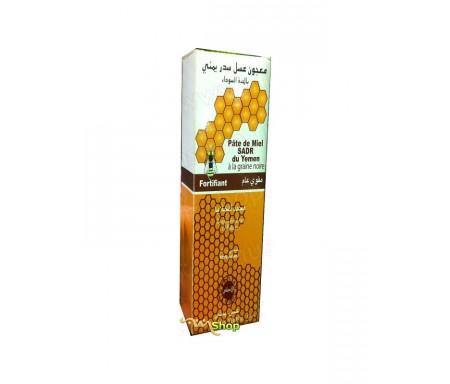 Pâte de miel SADR du Yemen à la graine noire - 250gr