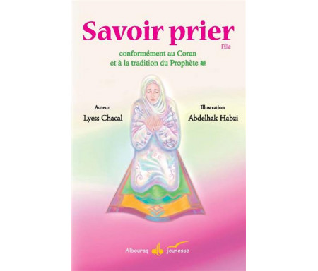 Savoir prier - Version fille