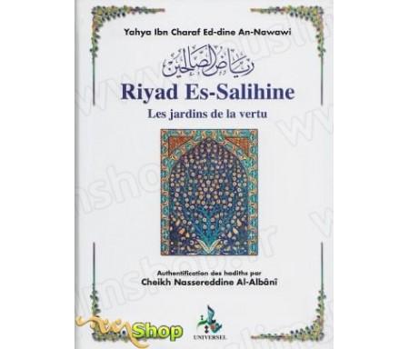 Riyad Es-Salihine - Les Jardins de la Vertu (Format Poche)