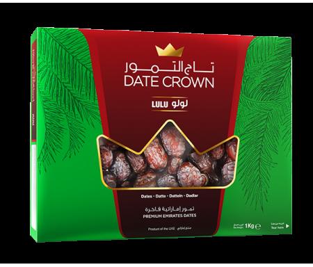 """Dattes """"Lulu"""" - Premium Emirates Dates (1Kg)"""