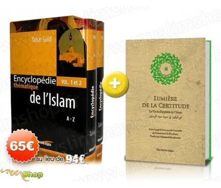 Encyclopédie Thémathique de l'Islam + 1 Livre Offert ! Offre en partenariat avec les Editions IQRA