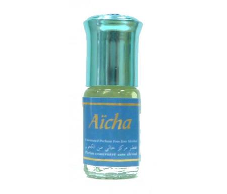 """Parfum concentré sans alcool Musc d'Or """"Aicha"""" (3 ml) - Pour femmes"""