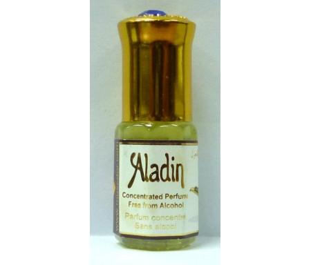"""Parfum concentré sans alcool Musc d'Or """"Aladin"""" (3 ml) - Mixte"""