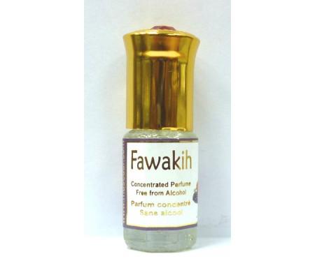 """Parfum concentré sans alcool Musc d'Or """"Fawakih"""" (3 ml) - Mixte"""