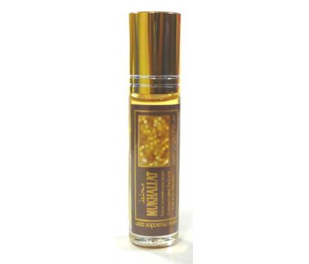 """Parfum concentré sans alcool Musc d'Or """"Mukhallat"""" (8 ml) - Mixte"""
