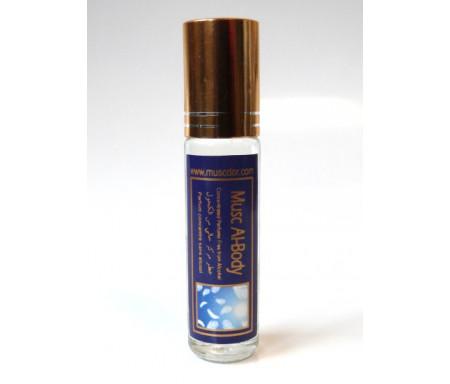"""Parfum concentré sans alcool Musc d'Or """"Musc Al-Body"""" (8 ml) - Mixte"""