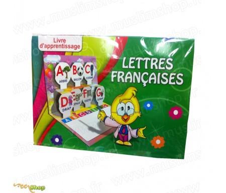 Livre d'apprentissage - Lettres françaises