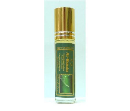 """Parfum concentré sans alcool Musc d'Or """"Al-Baraka"""" (8 ml) - Mixte"""