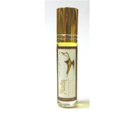 """Parfum concentré sans alcool Musc d'Or """"Aladin"""" 8 ml"""