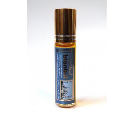 """Parfum concentré sans alcool Musc d'Or """"Istanbul"""" (8 ml) - Pour hommes"""