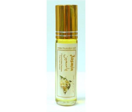 """Parfum concentré sans alcool Musc d'Or """"Jasmin"""" (8 ml) - Mixte"""