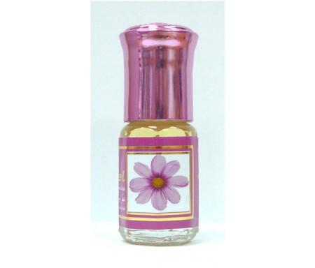 """Parfum concentré sans alcool Musc d'Or """"Nawel"""" (3 ml) - Pour femmes"""