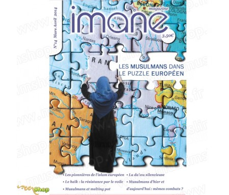 IMANE Magazine numéro 14 (Mars-Avril 2014)
