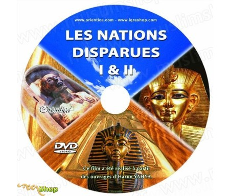 Les nations disparues I & II - Deux films documentaires en langue française (En DVD)
