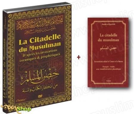 "Pack ""La citadelle du musulman"" (DVD + Livre)"