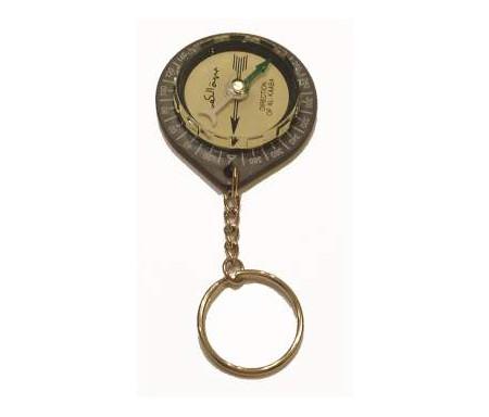 Boussole porte-clés indiquant la direction de La Mecque (Qibla) avec une haute précision