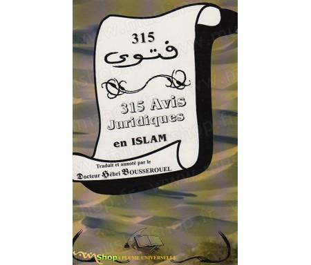 315 Avis Juridiques en Islam