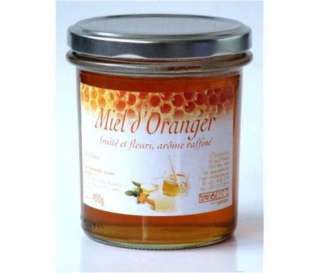 Miel d'oranger 400 g net : Calmant - Favorise le sommeil