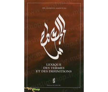 Lexique des Termes et des Définitions