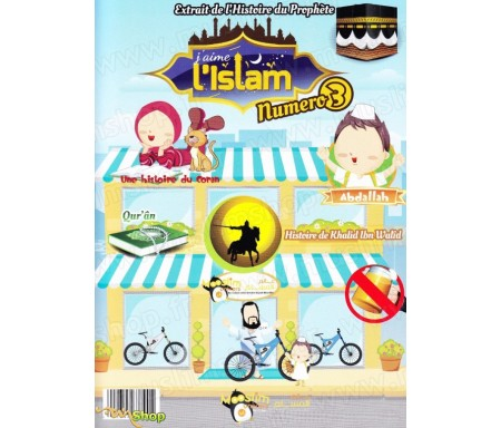 Magazine J'aime l'islam n° 3