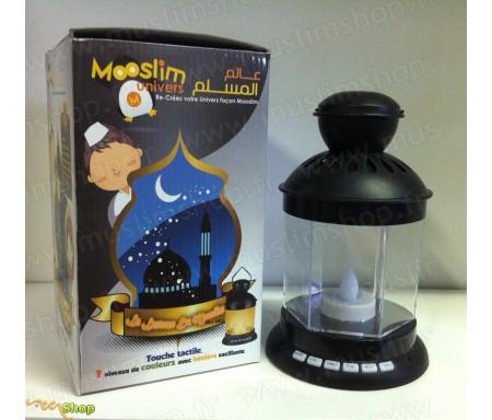 Lanterne Mooslim Noire