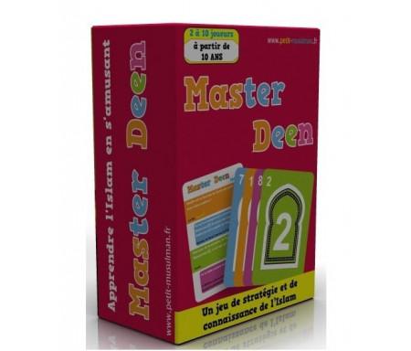 Jeu de cartes Master Deen 2 - 10 ans et +
