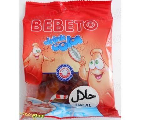 Bonbons Halal Bebeto - Drink cola (80g)
