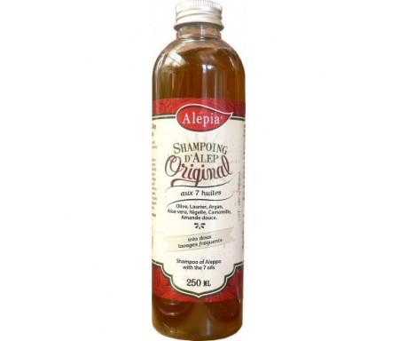 Shampoing d'Alep original aux 7 huiles