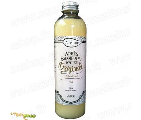 Après Shampoing d'Alep Démelant
