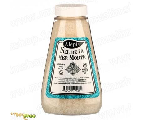 Le sel de la Mer morte - 250ml
