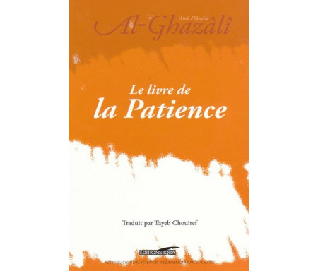 Le livre de la Patience
