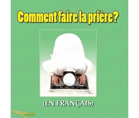 Comment faire la prière en français