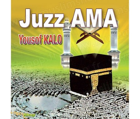 CD Juzz A'ama de Yosof KALO