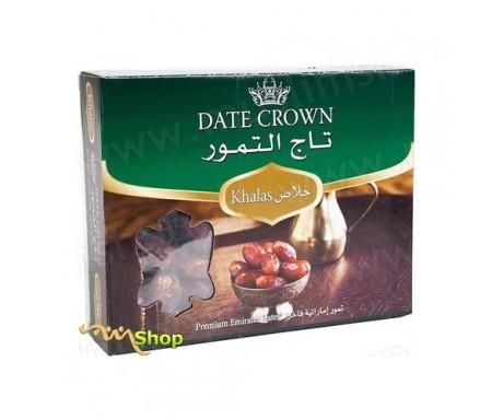 Date Crown - Dattes Khalas 1kg