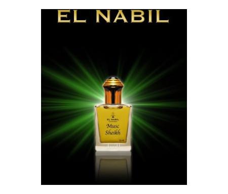 Parfum El Nabil - Musc Sheikh 15ml