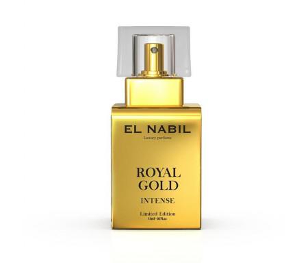 Parfum Mixte El Nabil Intense - Royal Gold 15ml