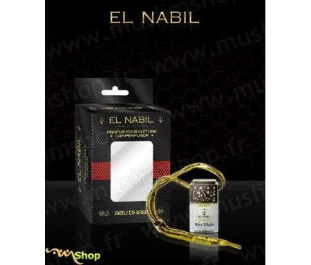 Parfum El Nabil pour voiture - Abu Dhabi 6ml