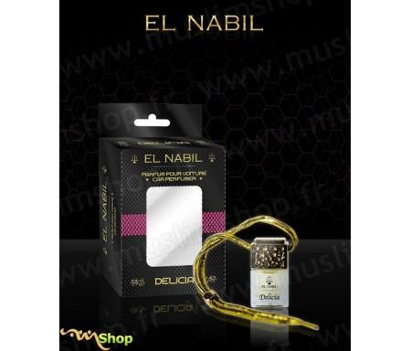 Parfum El Nabil pour voiture - Delicia 6ml